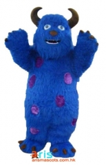 Adult Fancy Monster Mascot Costume Cartoon Character mascot suit