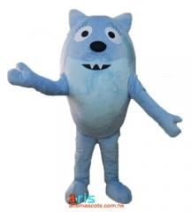 Adult Fancy Yo Gabba Gabba Character Toodee Mascot Costume Cartoon Mascot Costumes For Party Professional Mascotte Design