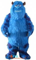 Adult Fancy Sully Monster Mascot Costume Movie Cartoon Character Mascot Outfits for Sale Custom Mascots at ArisMascots