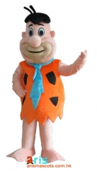 Adult Fancy Fred  Mascot Costume Deguisement Mascotte Cartoon Character Mascot Outfits for Birthday Party