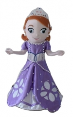 Adult Fancy Princess Sofia Mascot Costume Disney Princess Cosplay Costumes for Party Cartoon Mascot Costumes