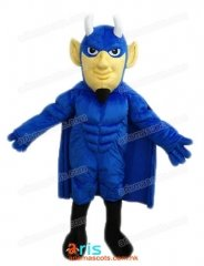 Adult Fancy Superhero Mascot Costume For Party, Team Mascots Sports Mascots School Mascot