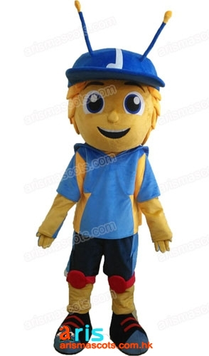 Adult Size Beat Bugs Sing Jay Mascot Costume Fancy Cartoon Mascots for Kids Party Cute Mascot Costumes for Sale