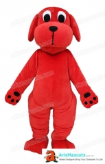 Adult Fancy Clifford Dog Mascot Costume Cartoon Mascot Costumes For Sale Creat your own mascots at arismascots
