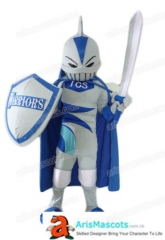 Adult Fancy  Knight Mascot Costume People Mascot Costumes For Sale Creat your own mascots at arismascots