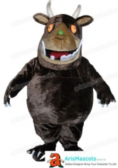 Adult Fancy  Gruffalo  Mascot Costume Cartoon Mascot Costumes for sale