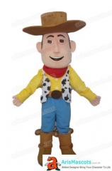 Adult Fancy Toy Story Woody Mascot Costume Cartoon Costumes for party Cheap Mascot Costumes