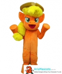 Adult Fancy My Little Pony Mascot Costume For Party Buy Mascots Online Custom Mascot Costumes Arismascots Cheap Mascot Costume Deguise