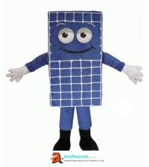 Adult Fancy Solar Panel Mascot Costume Buy Mascots Online Custom Mascot Costumes People Mascot Outfits Sports Mascot for Team Deguisement Mascotte
