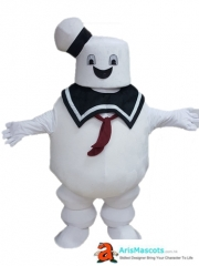 Adult Size Fancy Ghostbusters Mascot Costume For Party Deguisement Mascotte Custom Mascots Arismascots Professional Cartoon Mascot Maker Company