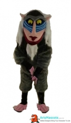 Lovely Rafiki Mascot Costume King Lion Character Cosplay Cartoon Mascot Costumes for Party
