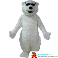 Adult Fancy Bear Mascot Costume Buy Mascots Online Custom Mascot Costumes Animal Mascots Sports Mascot for Team Deguisement Mascotte