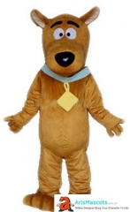 Adult Fancy Pluto Dog Mascot Costume Cartoon Character Mascot Costumes for Birthday Party Character Design Carnival Outfits