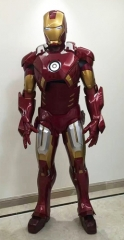 Adult Iron Man Costume for Event Party Ironman Adult Costume for Entertainment Ironman Cosplay Costume for Advertising