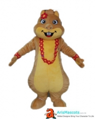 Adult Funny Squirrel Mascot Costume for Entertainment and Event Party Carnival Costumes Animal Mascots for Sports Custom Mascot Production
