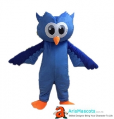Adult Size Fancy Owl mascot costume Buy Mascots Online Custom Mascot Costumes Animal Mascots Sports Mascot for Team Deguisement Mascotte