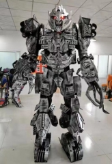 Adult Transformer Megatron Costume Megatron in Bumblebee Megatron cosplay fancy dress for Openings, Marketing, Entertainment & Event Party