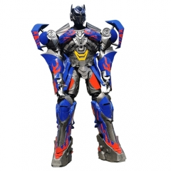 Optimus Prime Transforming Costume Optimus Prime Costume Adults Transformer Optimus Prime Outfit