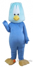 Blue Parrot Adult Fancy Dress, Birds Mascots Costumes Parrot  Mascot Suit